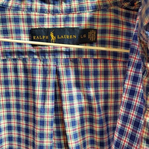 Men's Polo Ralph Lauren shirt Large size
